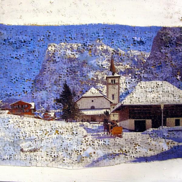 Grindelwald, bad jigsaws by holly english