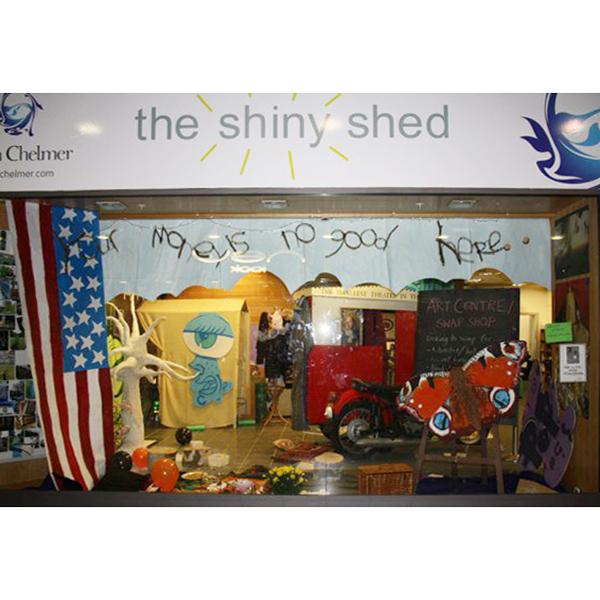 The Shiny Shed